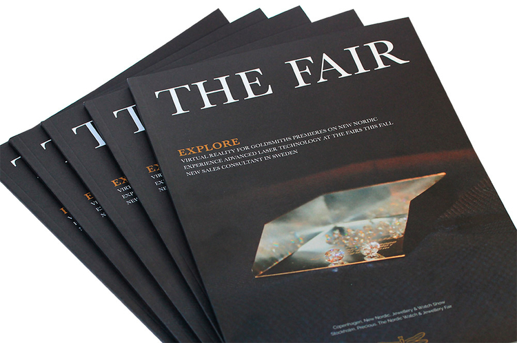 Our magazine The Fair is a Cradle-to-Cradle certified product. This means that it is 100% biodegradable and containing no harmful chemicals or heavy metals.