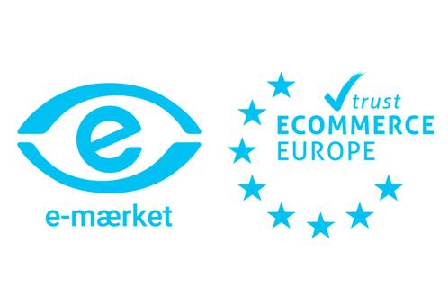 Certificeret e-mærket
