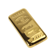 1000 g gold bar, replica