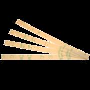 Smergelstrips til mandrel (4 stk.)