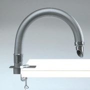 BVX flexible arm incl. mounting bracket and clamps