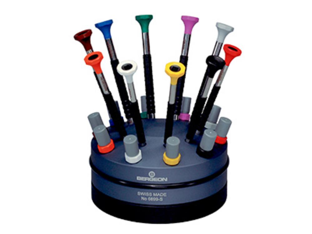 Watchmakers screwdriver set (10 pcs.)