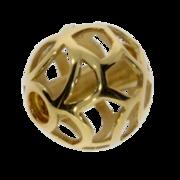 Åben systemlås 585/-, 12 mm