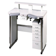 Work bench for watchmakers, white