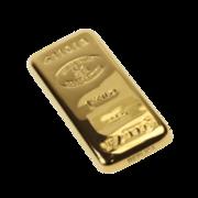 1000 g guldbarre, replika