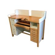 Goldsmith table, white