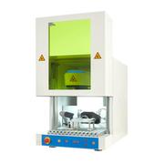 Klassiskt säkerhets kabinett till SIRO FiberScan lasergravyr system