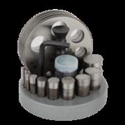 Udhuggersæt  3-32 mm, Durston