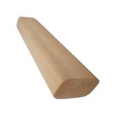Armringsrigle træ, firkantet med runde hjørner