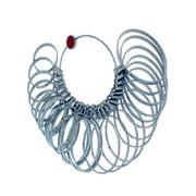 Armringsmål med runde ringe
