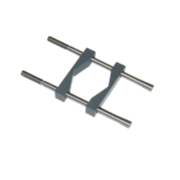 Extension fitting screws, set
