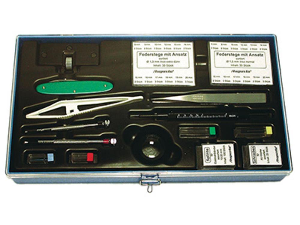 Watchmaker tool kit