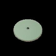 Grønt gummihjul (grov)